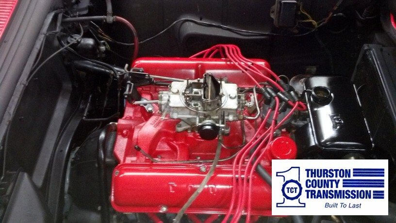 Classic Car Transmission Repair and Auto Restoration