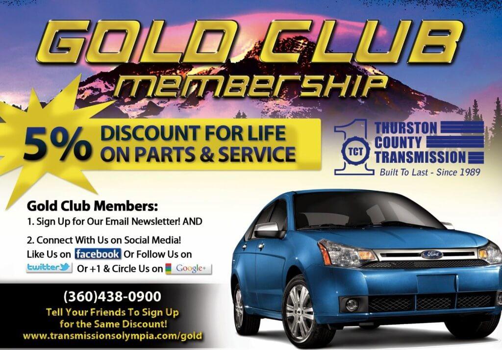 Gold Member Signup
