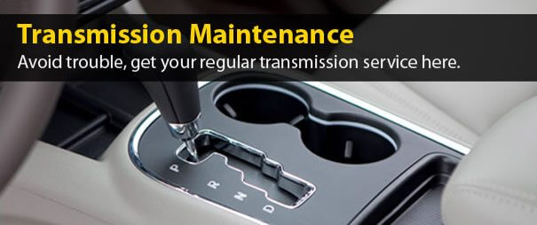 Expert Transmission Maintenance Services in Lacey & Olympia Wa