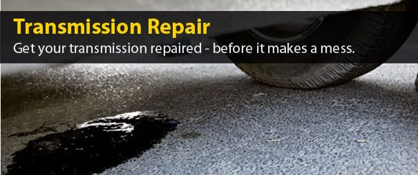 Transmission Repairs in Lacey & Olympia WA