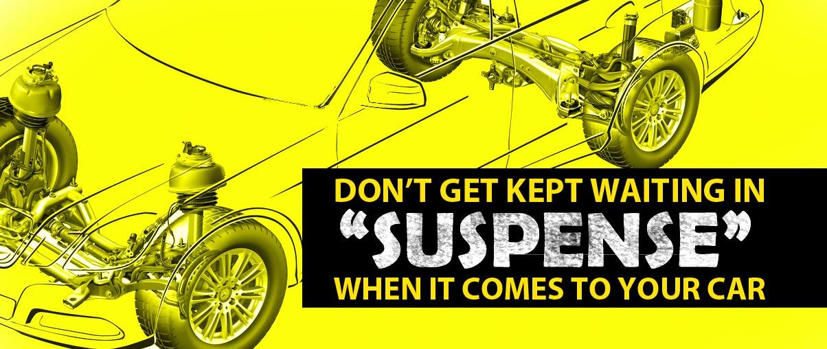 A Guide to Auto Suspension Basics