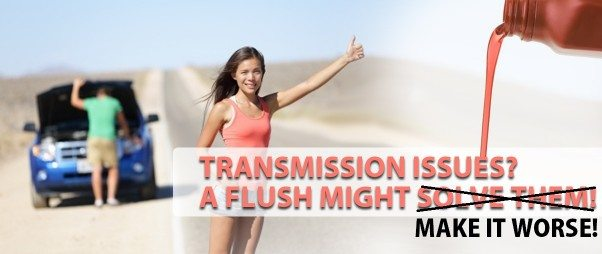Automatic Transmission Flush Information