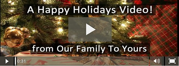 An Inspiring Happy Holidays Video