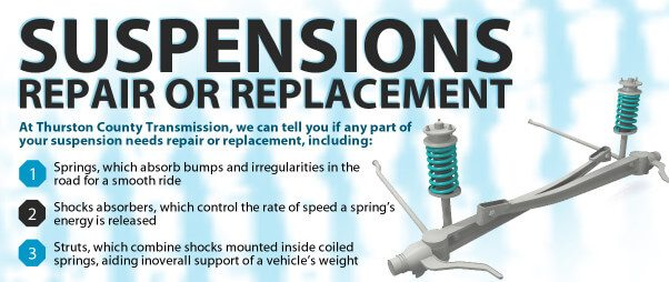 Suspension Repair & Engineering