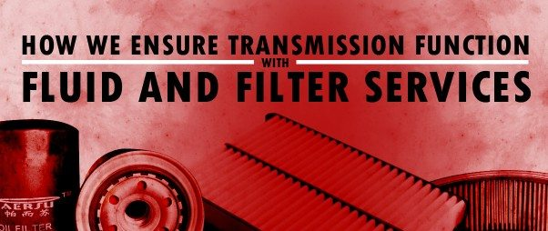 Automatic Transmission Filter & Fluid Services